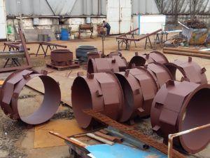 Стаканы для крепления крышных вентиляторов 4-1
