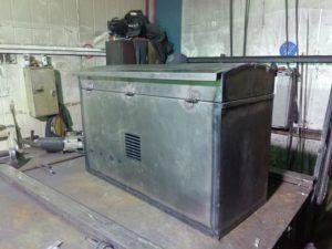 Ящик металлический 1-1