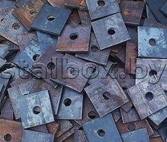 Анкерные плиты для фундаментных болтов