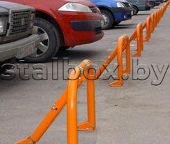 Барьеры парковочные