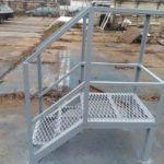 Лестницы металлические 2