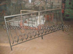 Балконные перила 46