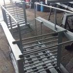 Лестницы металлические 6