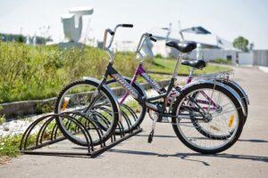 виды велопарковок