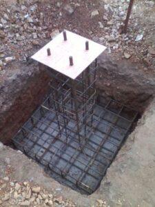 блоки фундаментных болтов